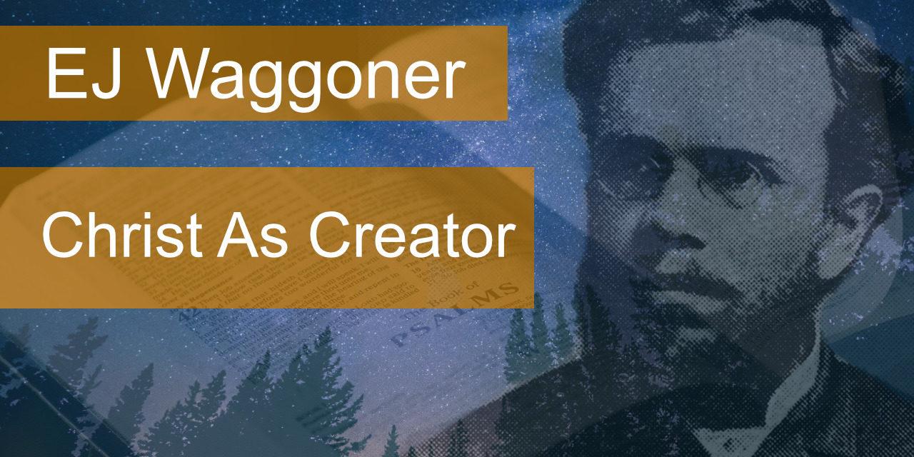 Christ As Creator