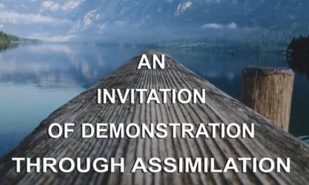 An Invitation of Demonstration Through Assimilation