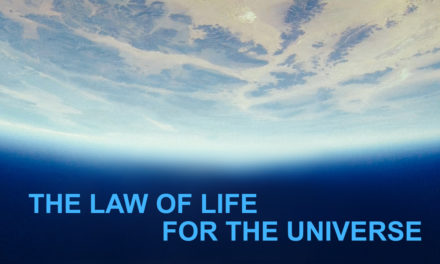 Law of Life For the Universe